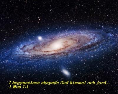 Bild av Andromedagalaxen